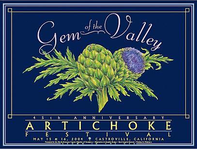 The 45th Anniversary Artichoke Festival