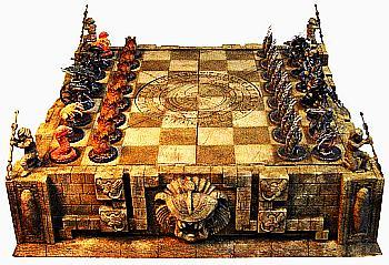 Aliens vs Predator Chess Set