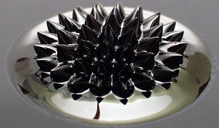 Ferro Fluid Magnetic Liquid