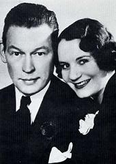 Fred Allen And his Wife, Portland Hoffa
