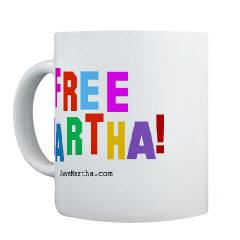 Mugs-A-Plenty: Free Martha
