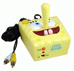 Spongebob Squarepants 5 in 1 Video Game System