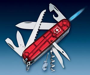 Tom Mcmahon The Swiss Army Knife Lighter